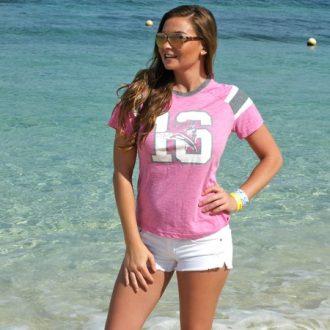 Pink Sailfish Retro Jersey