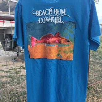 Sapphire Wild Redfish SS
